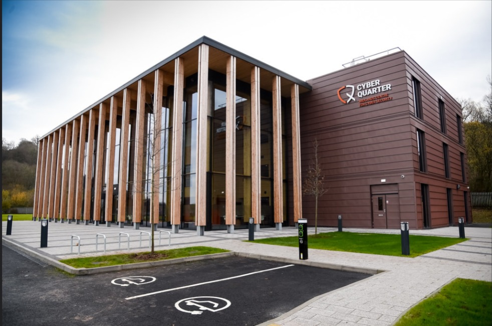 New cyber centre secures two coveted construction awards